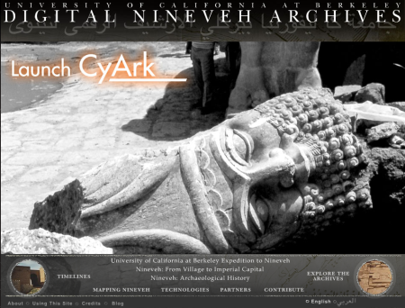 Announcing the Digital Nineveh Archives